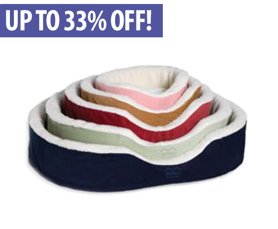 Up to 46% off Orthopedic Dog Beds
