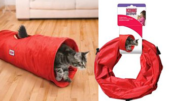 Kong® Play Spaces Tunnel Cat Toy