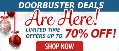 Shop Great Doorbuster Deals