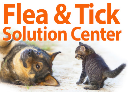 Flea & Tick Solution Center